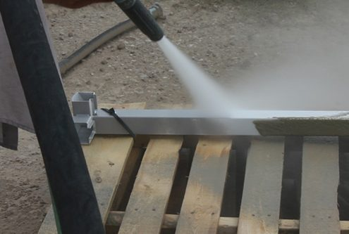 Metal Resurfacing - Dustless Blasting Services