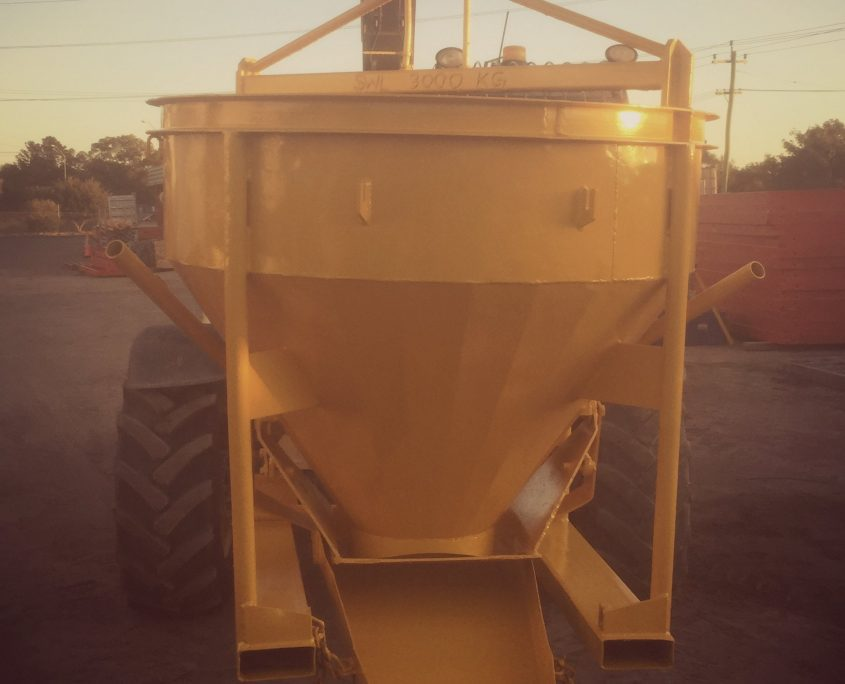 Dustless Blasting Services Rust Removal After - Surface Preparation Western Australia Project
