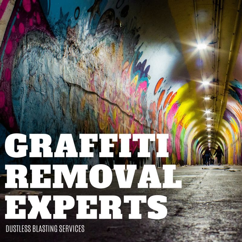Perth Dustless Blasting - remove Graffiti, remove rust, and unwanted coatings