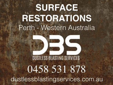 Surface Rust Removal Perth - Restore Metal Surfaces